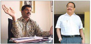 MINING BONANZA- Shyam Satardekar the Curchorem Congress MLA