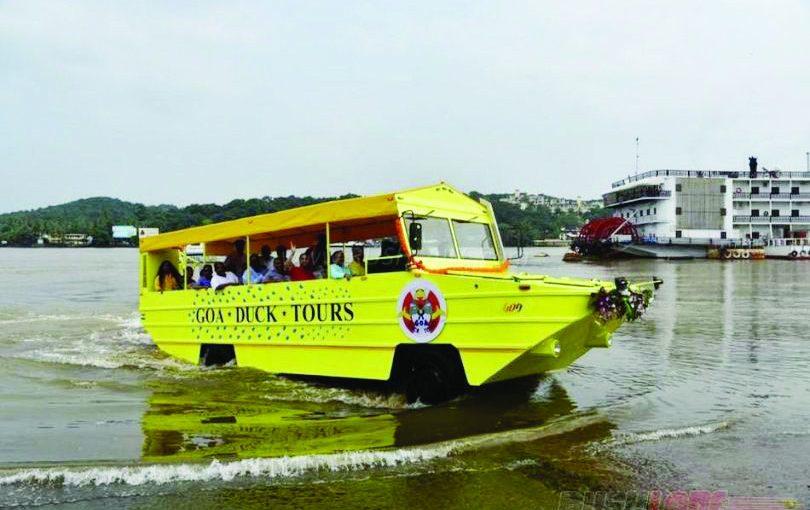 duck boat - quack quack