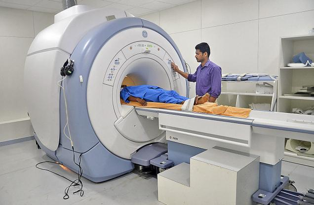 RADIOLOGY: Delays and golmaal in awarding tenders for CT scans and MIRs have resulted in huge losses according to the auditor's report