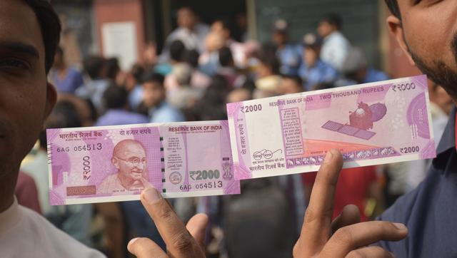 HAFTA: With the new `2000 notes, BJP bakths in government jobs will now demand a much higher bribe