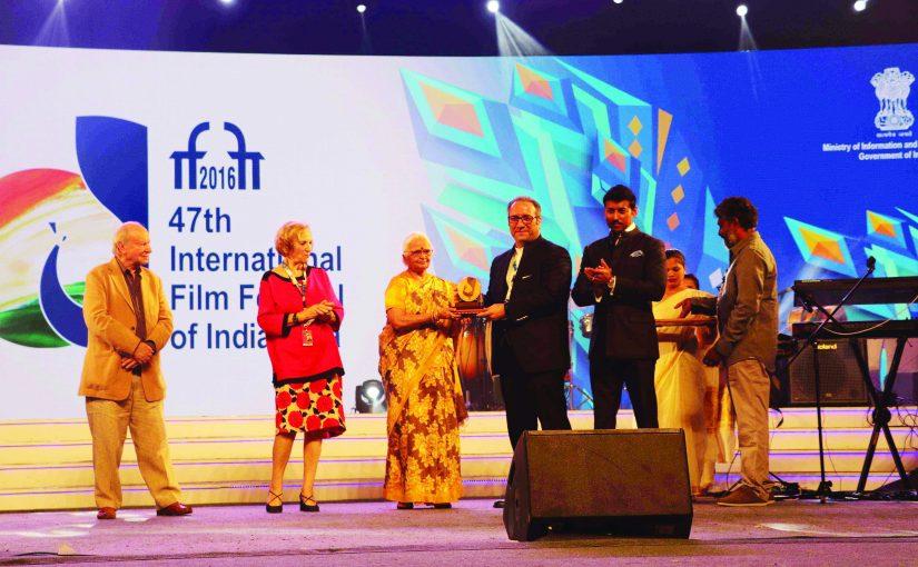 IFFI 2016