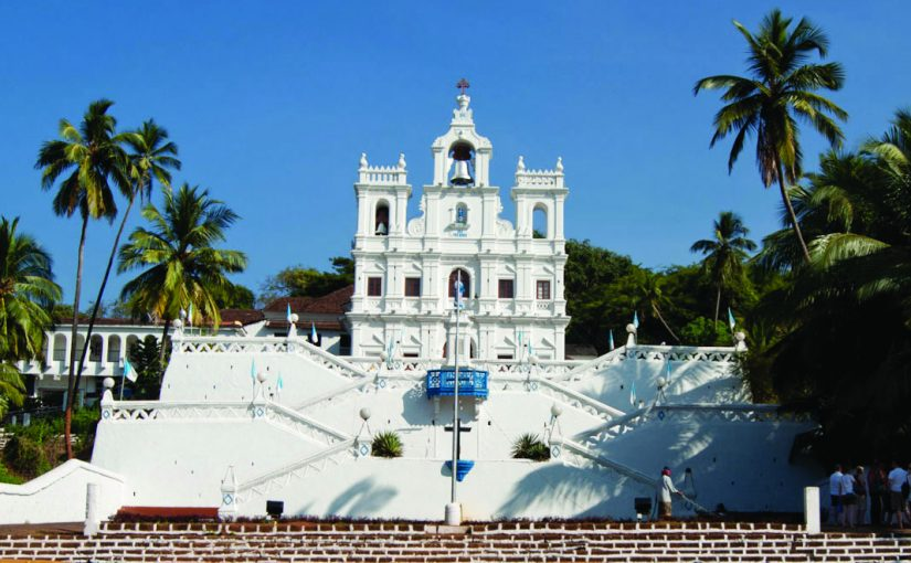 SURGICAL FINANCIAL STRIKE AGAINST GOA CHURCH