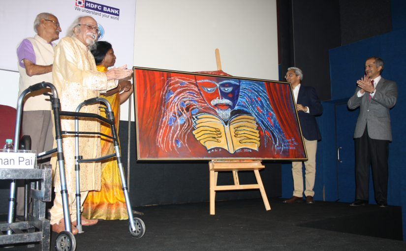 7th LITFEST OPENS
