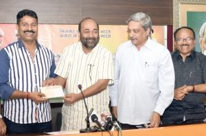 PARRIKAR'S SCAM FRIENDS