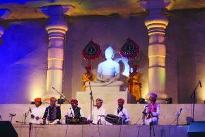 SOULFUL: Manganiar singers from Rajasthan