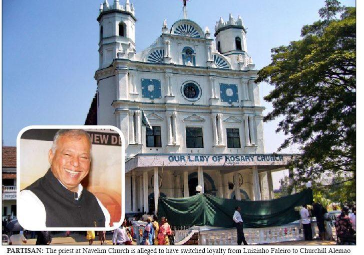 CHURCH INFLUENCE ON POLLS