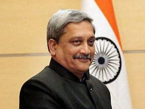 CLEAN: Manohar Parrikar continues to enjoy a clean reputation though he has been very tolerant towards corruption by his cabinet colleagues.