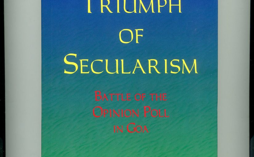 TRIUMPH OF SECULARISM: The Battle of the Opinion Poll