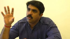 HALF VICTORY:  Goa's Forward's Vijai Sardesai has not got the alliance he wanted, but only an understanding on sharing of seats whereby Congress will not field candidates in Saligao, Siolim, Fatorda and Porvorim