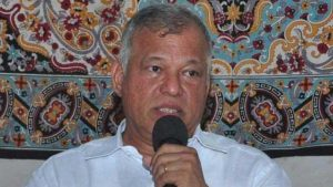 LUIZINHO FALEIRO: BJP's B team