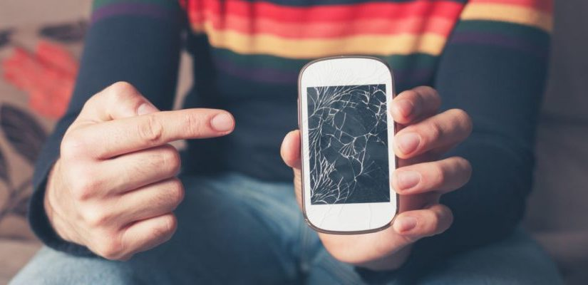 ARE SMARTPHONES MADE FRAGILE ON PURPOSE?