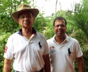 Pratap Singh and Viswajit Rane