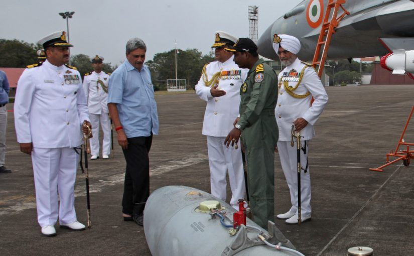 DID THE DEFENCE MINISTER SUBVERT POLLS?
