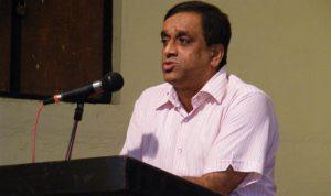 SUDIN DHAVLIKAR: Sanatan Sanstha agent