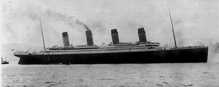 CRUISE TO OFFER TITANIC GRAVE VISIT