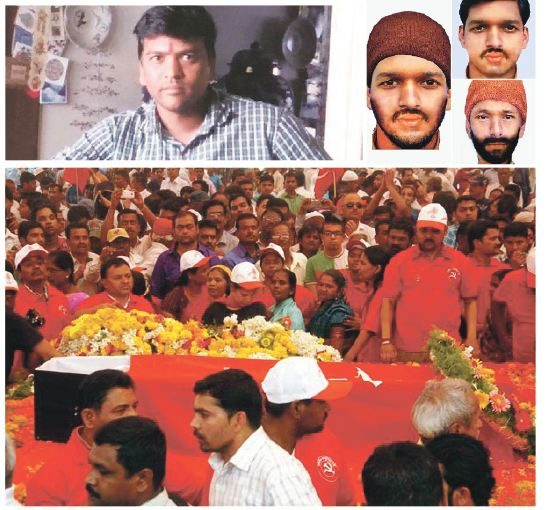 SANATAN CHIEF GRILLED ON PANSERE MURDER
