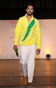 DISH: Dhokla Chef: Diksha Salkar Model: Akshay Puranik