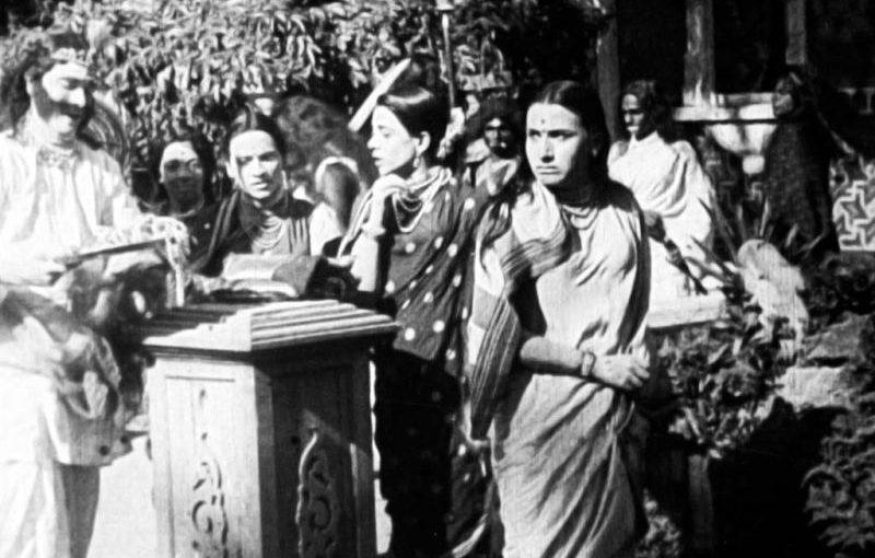 PIONEER OF INDIAN FILMS