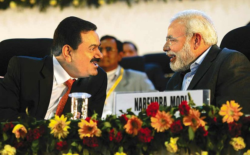 THE SCARY SILENCE OF INDIA INC