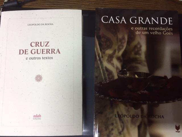 CRUZ DE GUERRA e outros textos