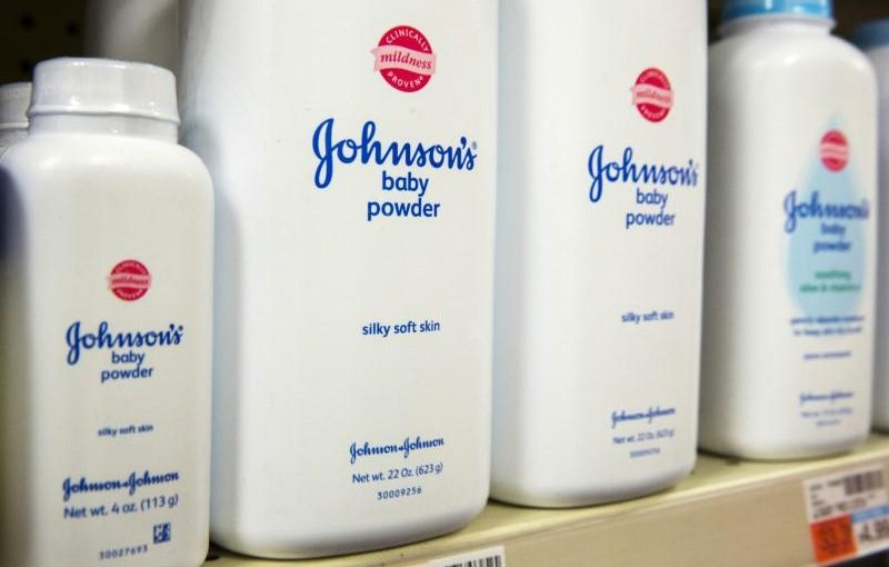 JOHNSONS TALC UNSAFE?