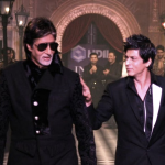 IT'S SHAHRUKH KHAN & AMITABH BACHCHAN!