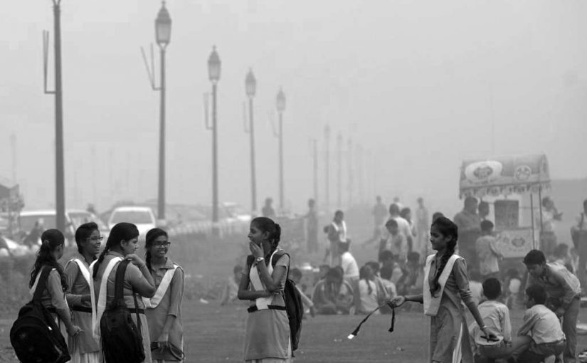 AIR POLLUTION — INCREASING INDIA'S BURDEN OF DISEASE!