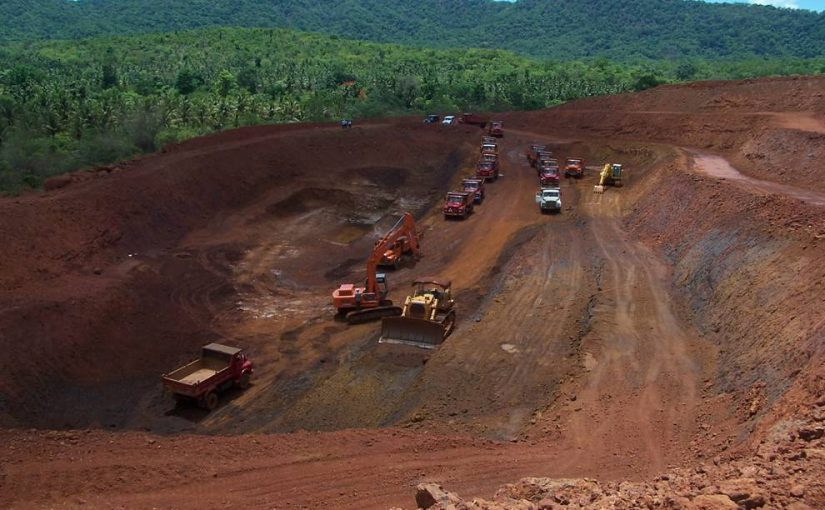 SC BANS MINING IN GOA AGAIN