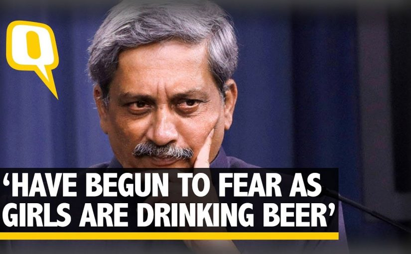 IS MANOHAR PARRIKAR AN MCP?