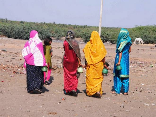 INDIA FAR FROM ODF