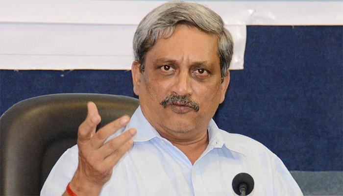 WEEK OF GAFFES: PARRIKAR, VIJAY HIT NATIONAL HEADLINES