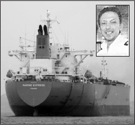 GOAN CAPTAIN SAVES SHIP FROM PIRATES