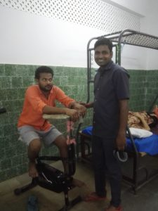 PHYSIOTHERAPY AT GMC