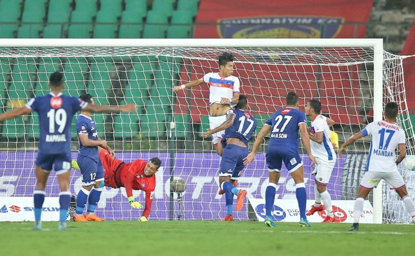 GOA OUT OF ISL, BUT NOT WITHOUT A FIGHT!