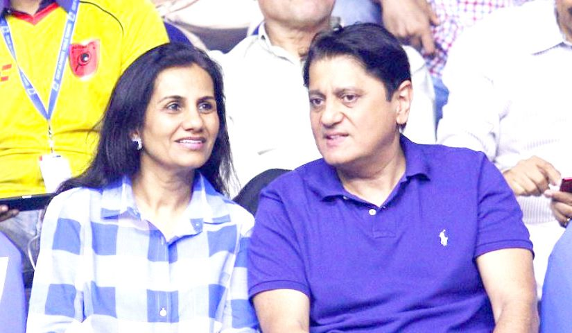 CHANDA KOCHAR & HUBBY IMPLICATED!!