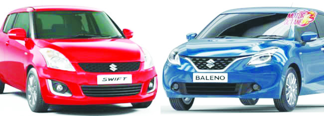 MANY 'SWIFT' & 'BALENO' CARS MAY HAVE BRAKE DEFECTS!