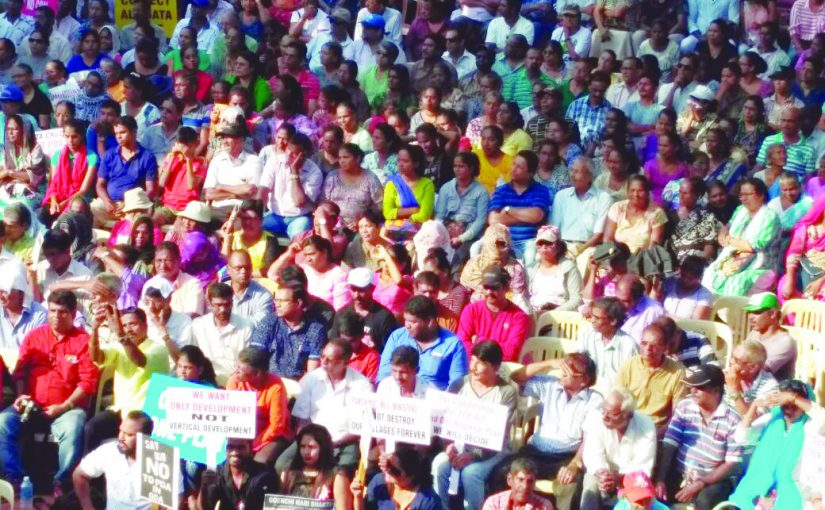 GOANS VOW TO FIGHT