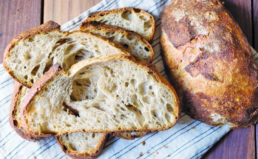 IS SOURDOUGH BREAD BETTER TO EAT?