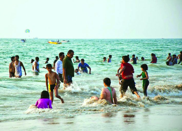 DOMESTIC TOURISTS come TO DIE IN GOA