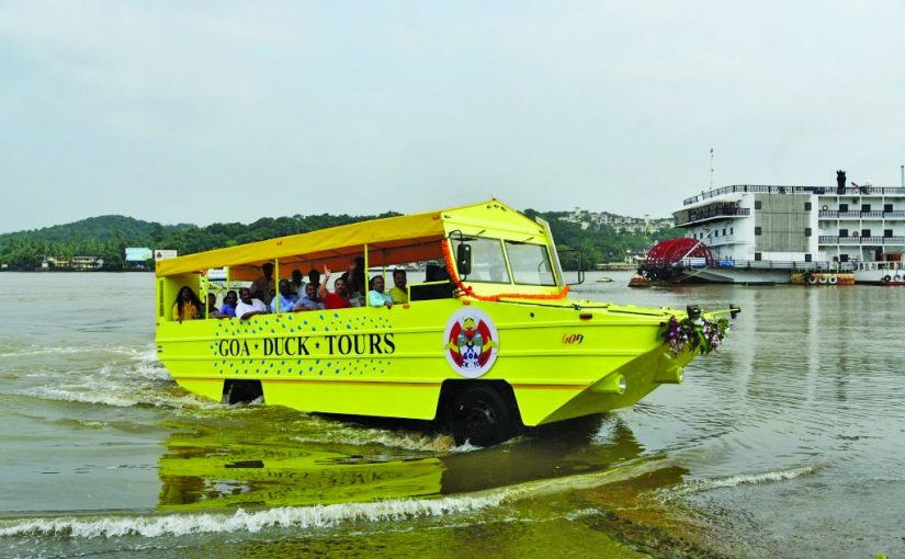 DUCK TOURS ON HOLD FOR NOW