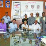 Taxi App launched in goa