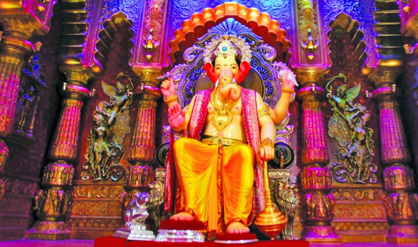 LORD GANESH SOLVE GOA's PROBLEMS!