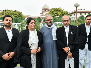 'If dissent is choked, pressure cooker will burst!' - SC
