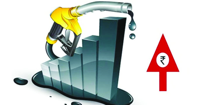 PETROL TO HIT CENTURY!