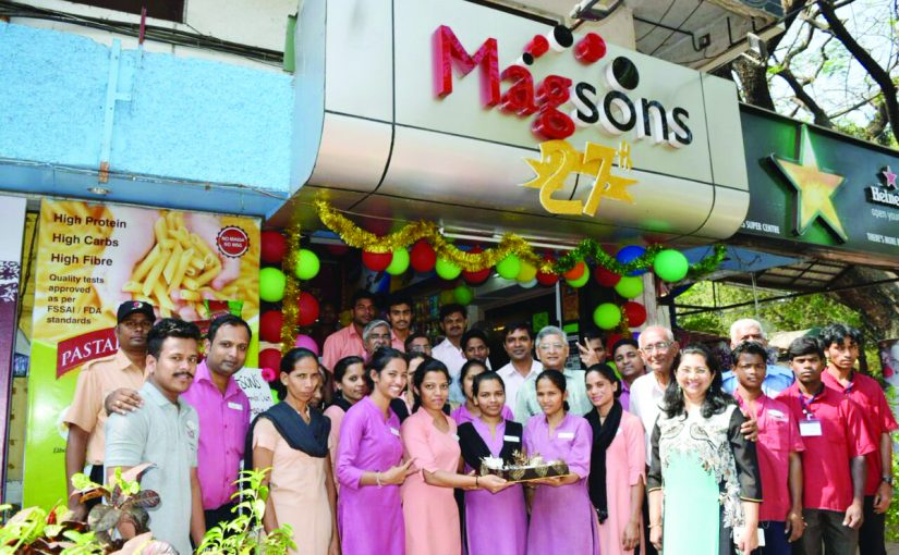 GODREJ NATURE'S BASKET JOINS MAGSONS!