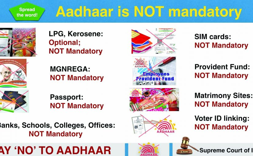 Explained: You and your Aadhaar