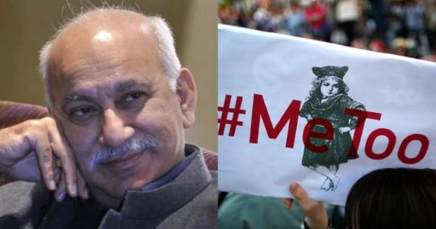 #MeToo Rocks BJP's AKBAR