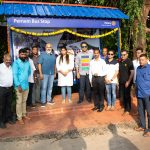 ROTARY CLUB BUS STOP IN PERNEM