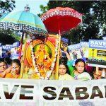 SABARIMALA PROTESTORS DEFY SUPREME COURT VERDICT