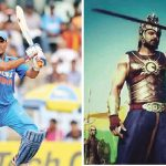 MAHI IS SMALL TOWN BAHUBALI!
